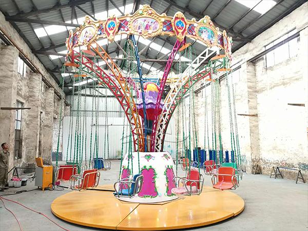 Popular mini flying chair