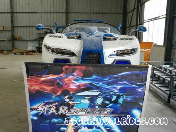 Speed flying car