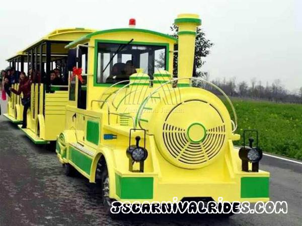 Vintage train rides