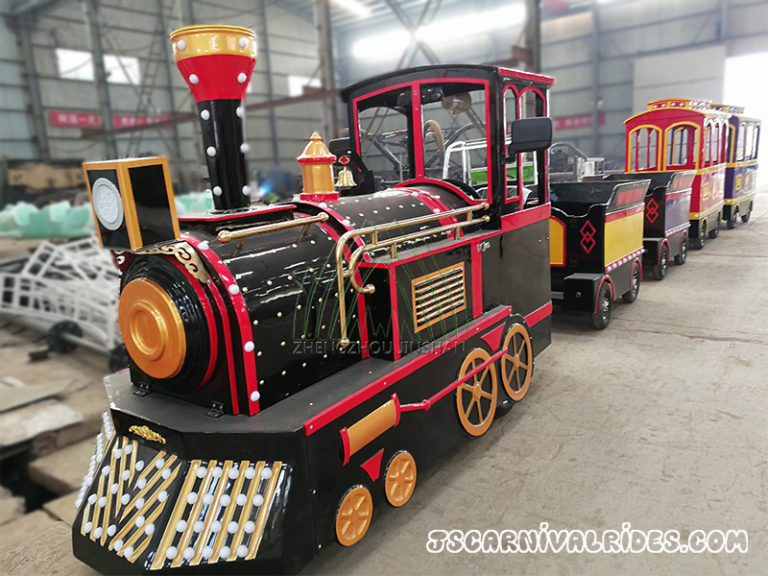 Matters Needing Attention of Purchasing Trackless Tourist Train