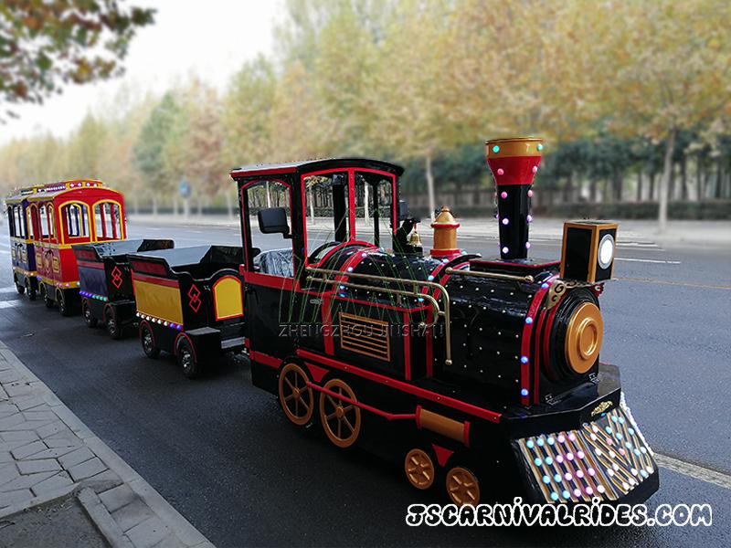 Vintage Steam Train Rides
