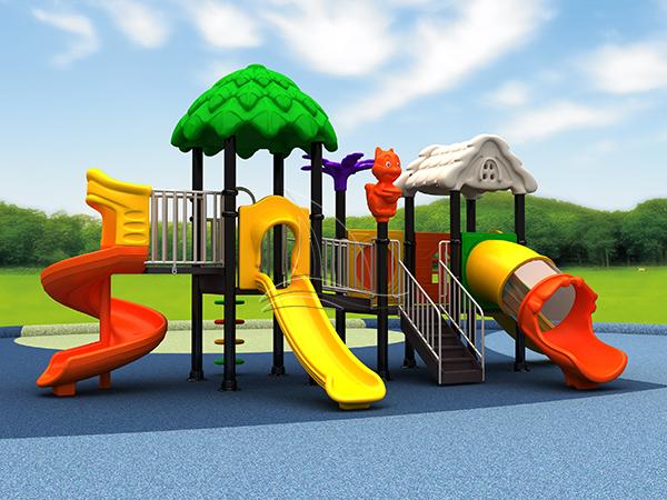 Amusement Park Kids Outdoor Playground