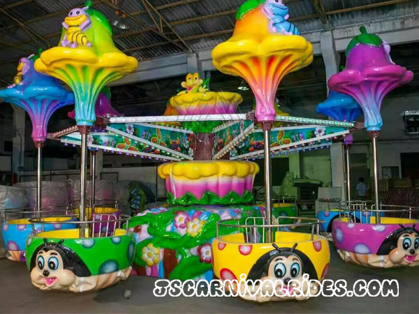 Bee Elves Amusement Rides