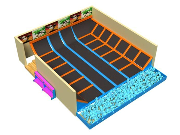 Big-trampoline-with-foam-pit-amusement-indoor-trampoline-park