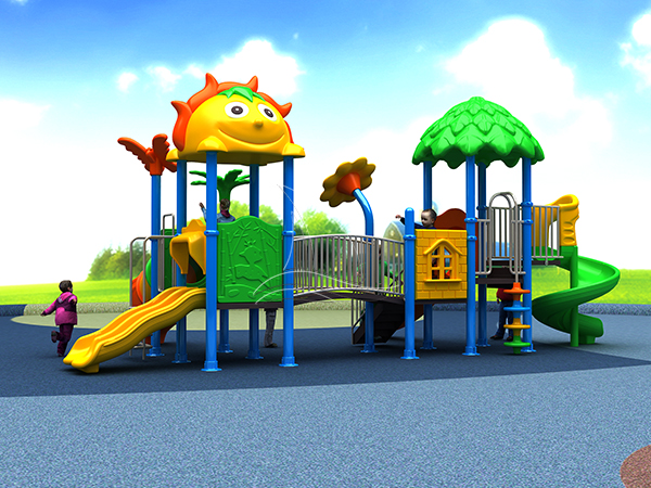 Children outdoor playground equipment for sale