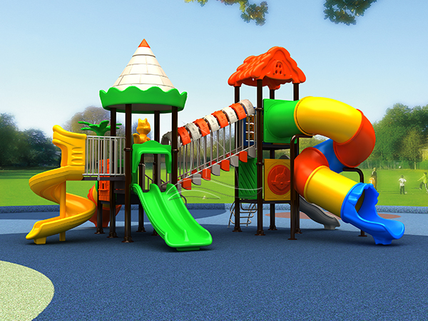 Hot Sale Play Set Structure Outdoor Playground