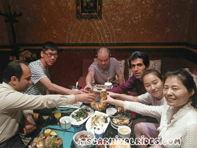 Iran Customers