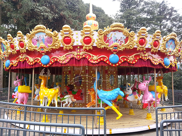Luxury Europe Carousel Rides (1)