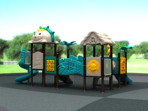 Multi-Function-Outdoor-Playground-Kids-playground