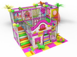 Pink-series-Indoor-playground