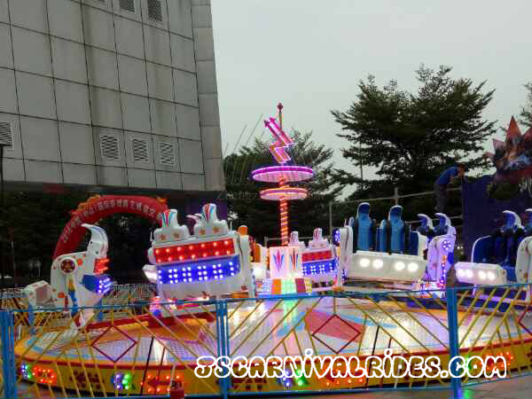 Children Amusement Equipment Promotes Children's Growth