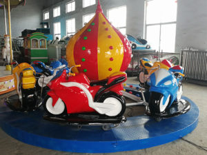 The-Motorcycle-Race-Amusement-Ride