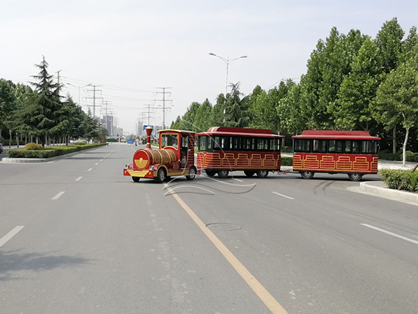 Tourist Trackless Train Rides (1)