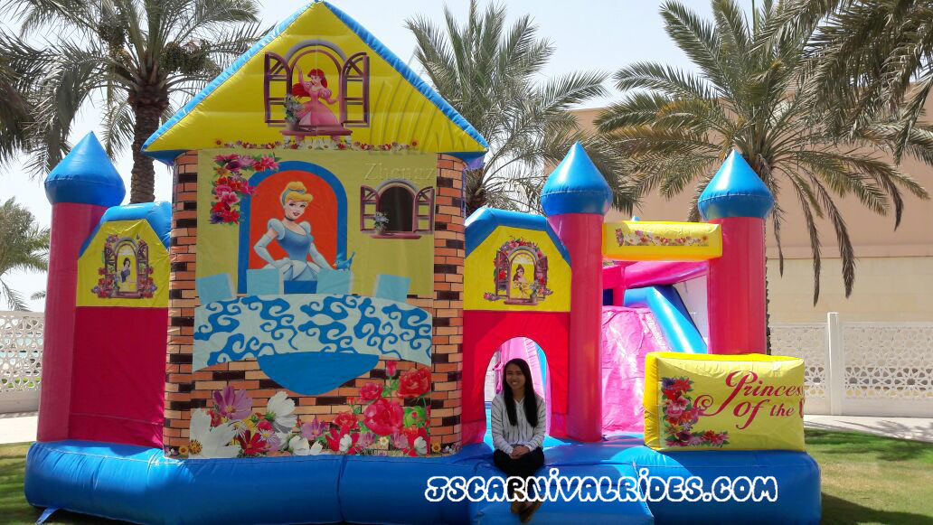 inflatable castle Qatar