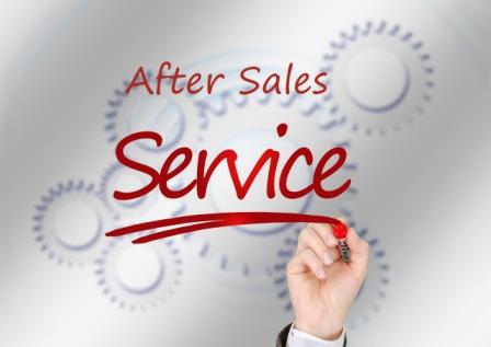 How to Do After-sale Service?