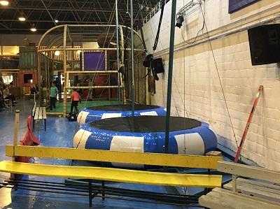 Belgium trampoline bungee customer's feedback