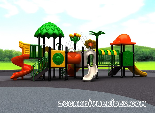 What Are The Characteristics of Good Amusement Equipments?