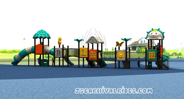 Multi Function Outdoor Playground Kids playground
