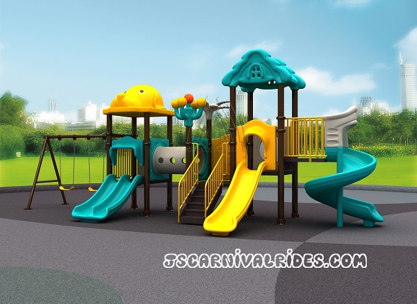 Factory price outdoor playground equipment
