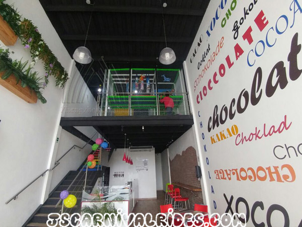 How to Attract Kindergarten to Cooperate with Indoor Playground Supplier?