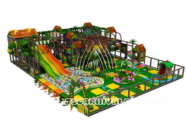 To Operate An Indoor Children's Amusement Park, Do Not Ignore These  Aspects!