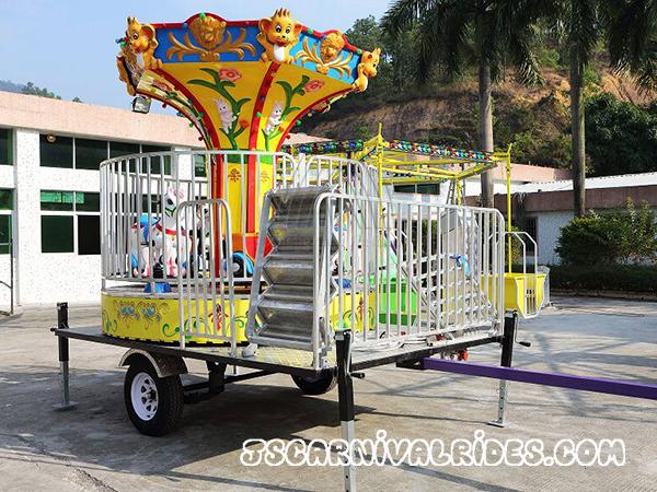 mini carousel rides