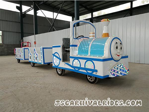 Mini Thomas Trackless Train