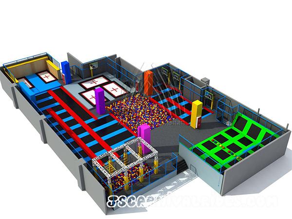 How to Let Indoor Children's Amusement Park Gain Bigger Interests