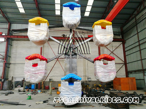 Shipping Mini Ferris Wheel to Belgium