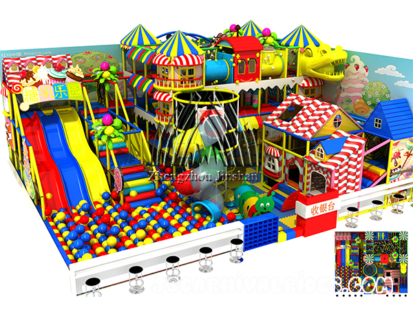 The Difference between Child's Naughty Castle and Inflatable Castle.