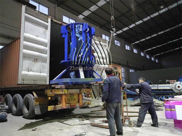 Shipping Carnival Rides to Tanzania