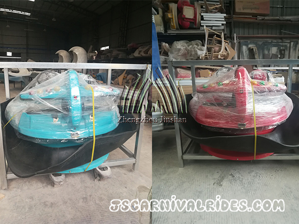 Shipping Inflatable Bumper Car to Brazil