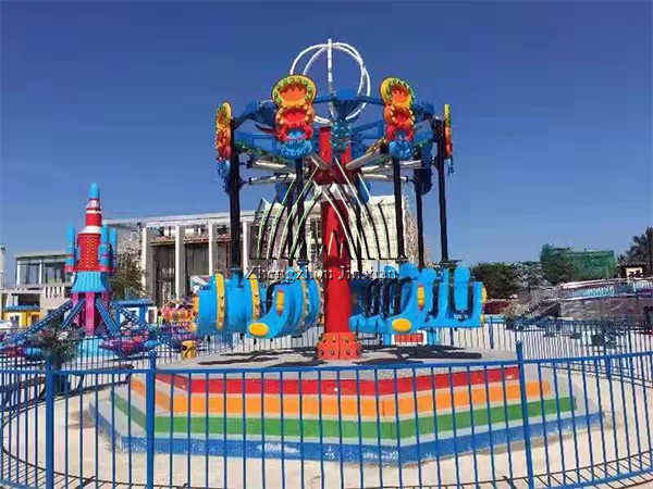 There Are Skills For Amusement Park To Hold An Activity Successfully