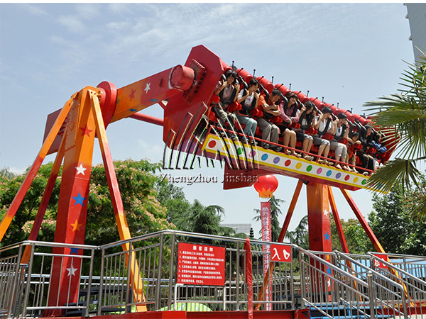 Emergency Power Shutoff Brings Hidden Dangers to Children's Amusement Park