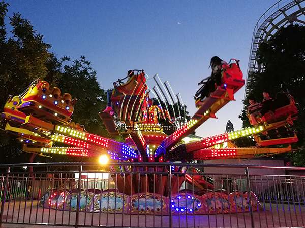 What Should You Pay Attention to When Choosing Amusement Equipment?