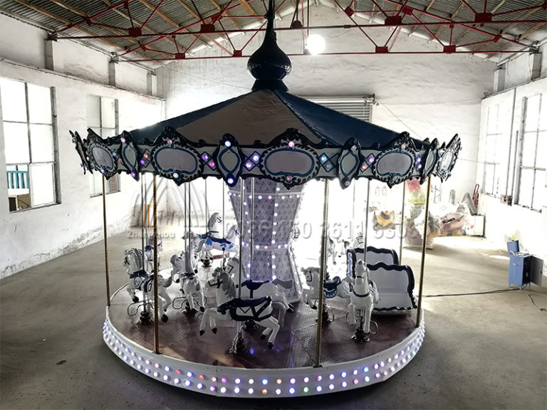 Customized Carousel for Kenya Client