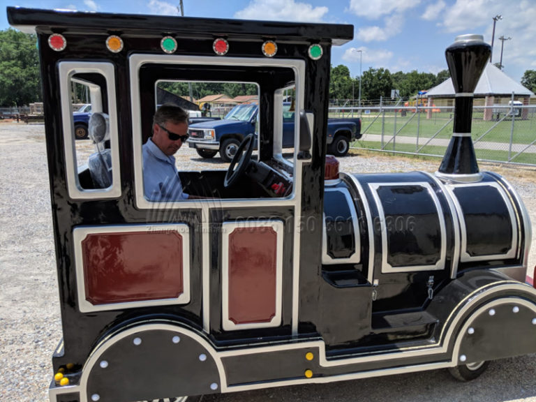 Tourist Train for Our American Client