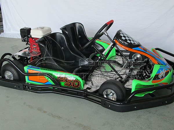 Two Seater Go Carts