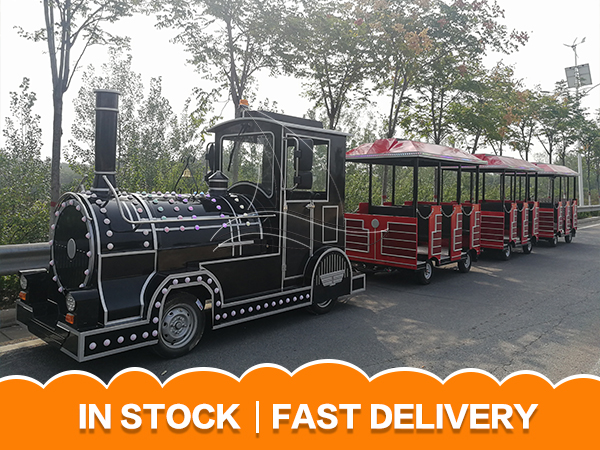 Vintage Trackless Train for Sale
