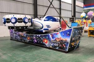 Novel New Design Flying Thunder Fighter