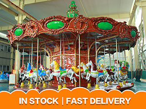 antique-carousel-for-sale