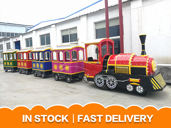 Kids Carnival Trackless Train For Sale