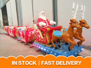 Christmas Train In Stock