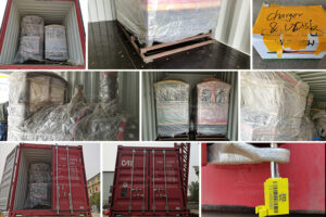 Antique trackless train for our USA Client