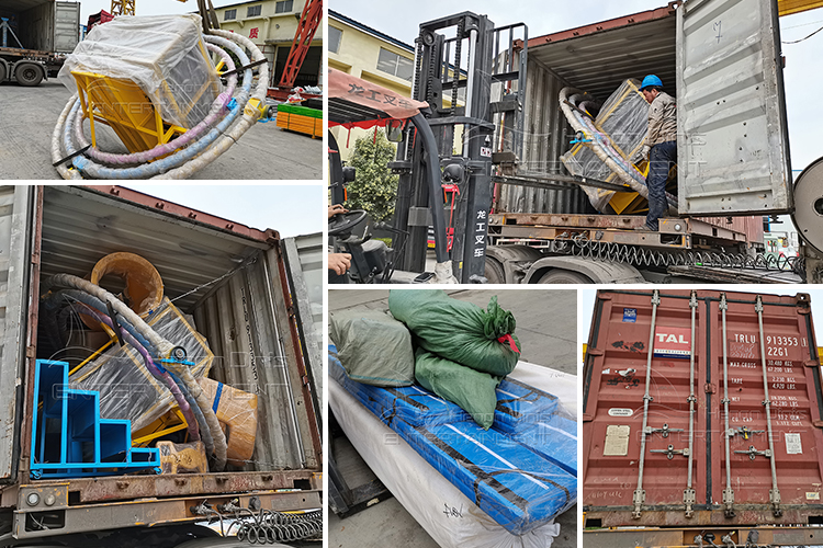 Small Park Equipment For Our Customer from Burkina Faso