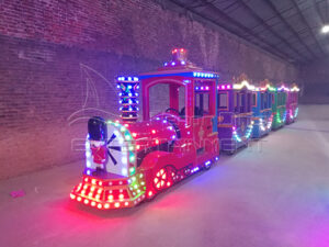 Carnival Crown Trackless Train Ride For Sale