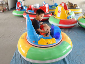 Carnival Ice Bumper Car Ride For Sale