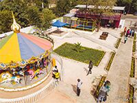 The Feedback Of Backyard Fun Park From Our Burkina From Customer